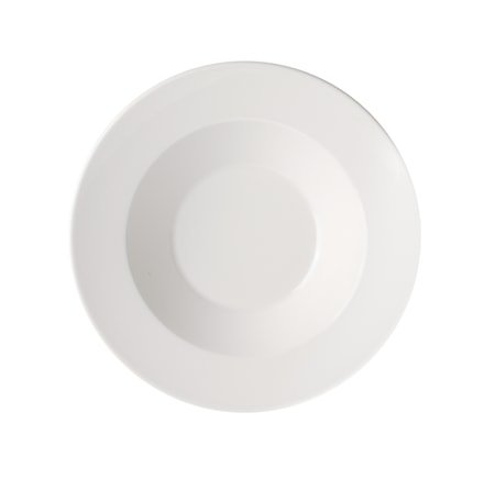 KoKo Tallerken dyp 24 cm hvit