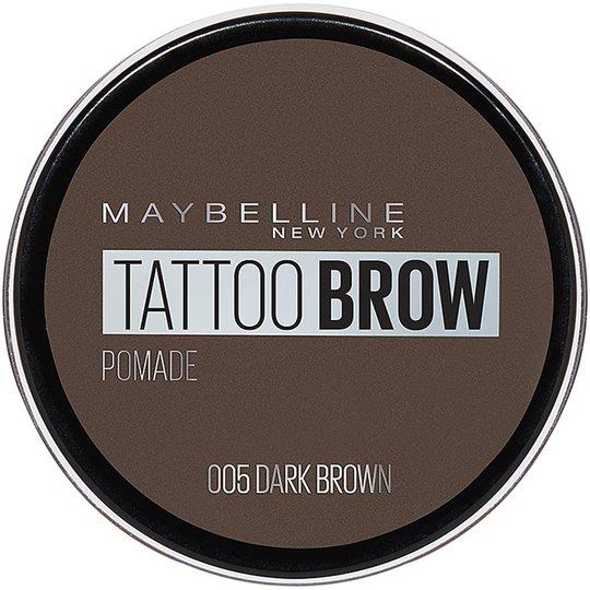 Maybelline Tattoo Brow Pomade Pot, 3.5 g Maybelline Kulmameikit