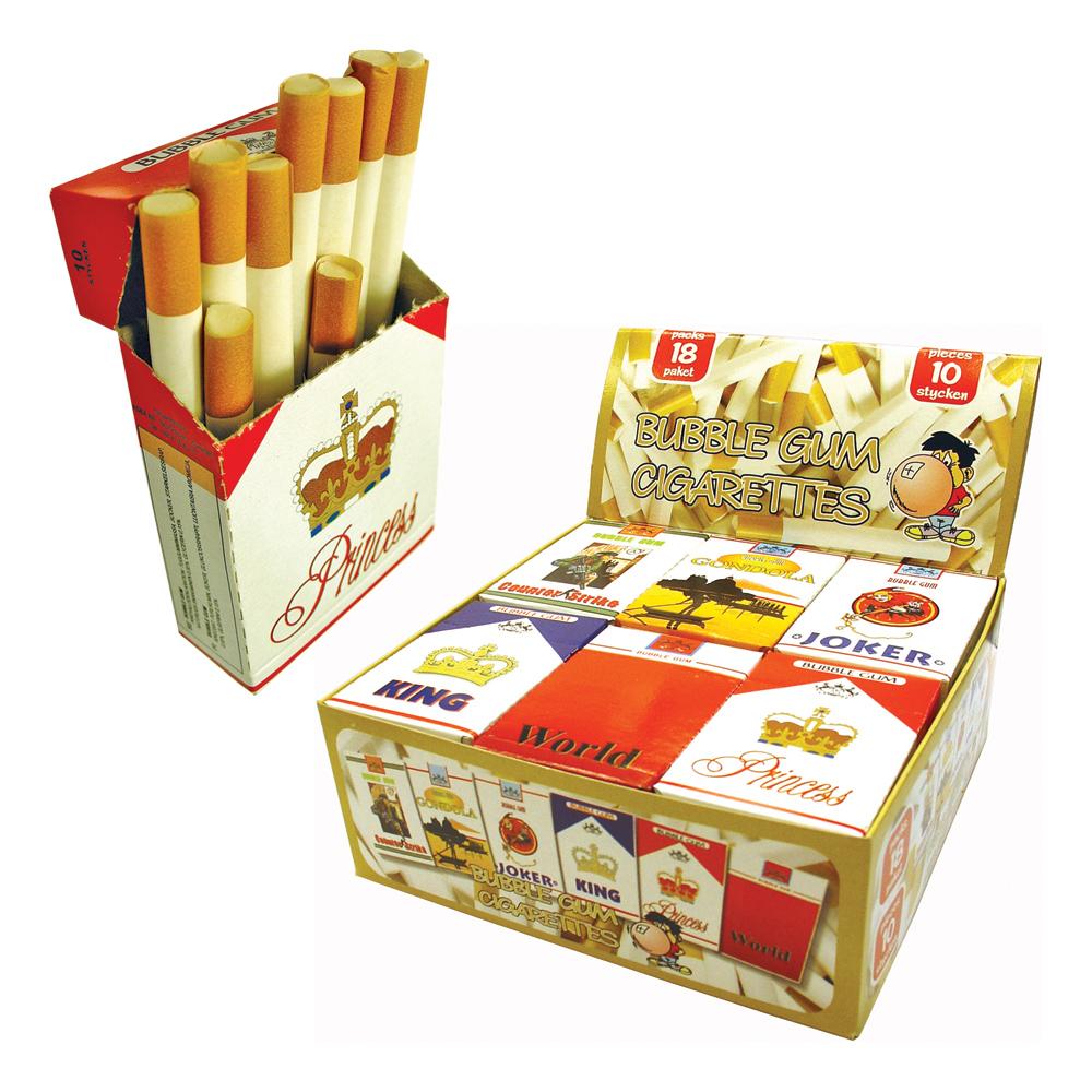 Tuggummi Cigaretter - 1-pack