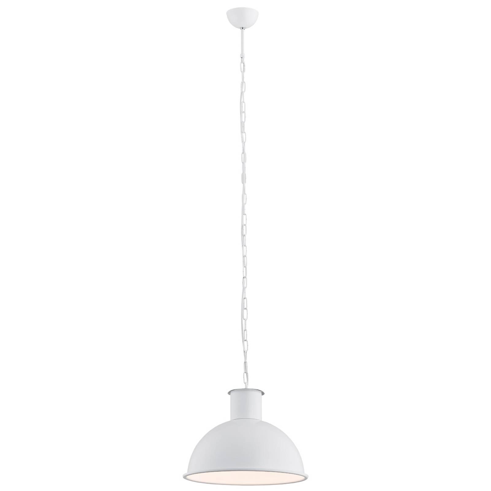 Riippuvalo Emoti, 1-lamppuinen, valkoinen