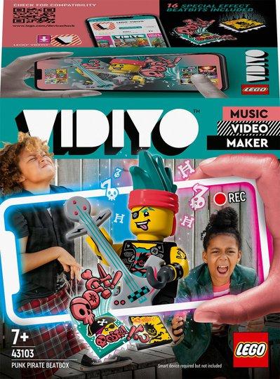 LEGO VIDIYO 43103 Punk Pirate BeatBox