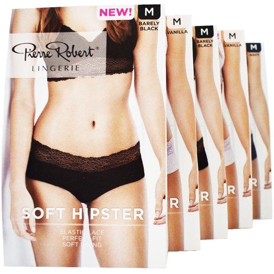 Trosor Hipster Lace M Mix 5-pack - 60% rabatt