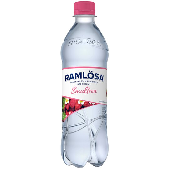Ramlösa Smultron 50cl - 20% rabatt