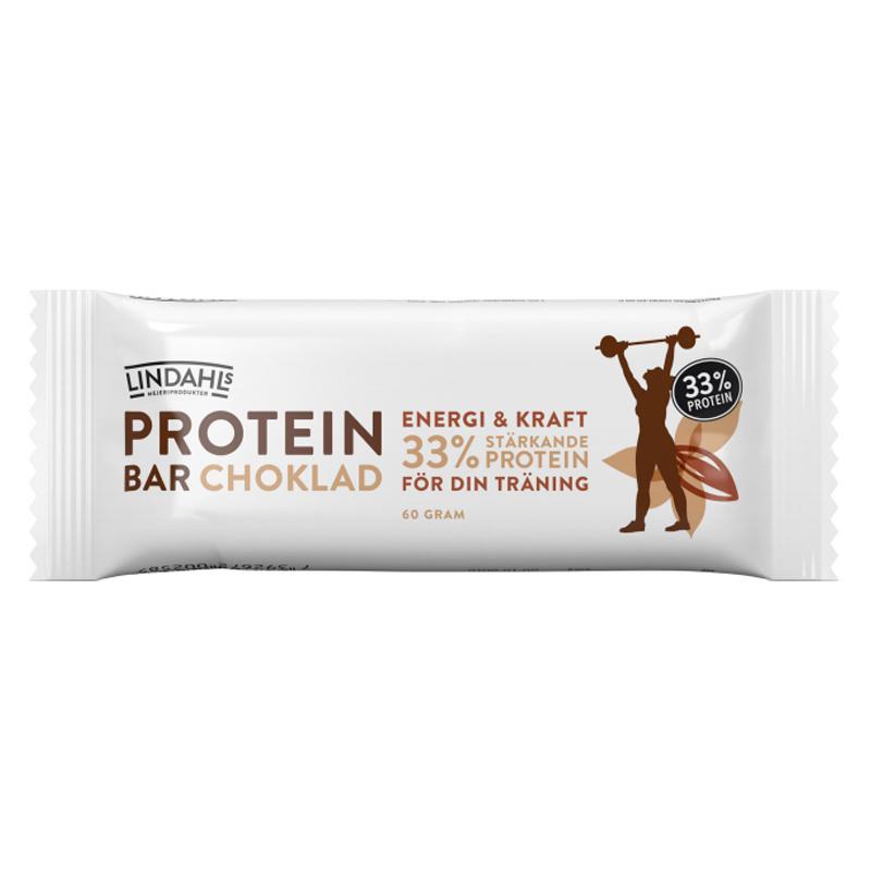 Proteinbar Choklad 60g - 53% rabatt