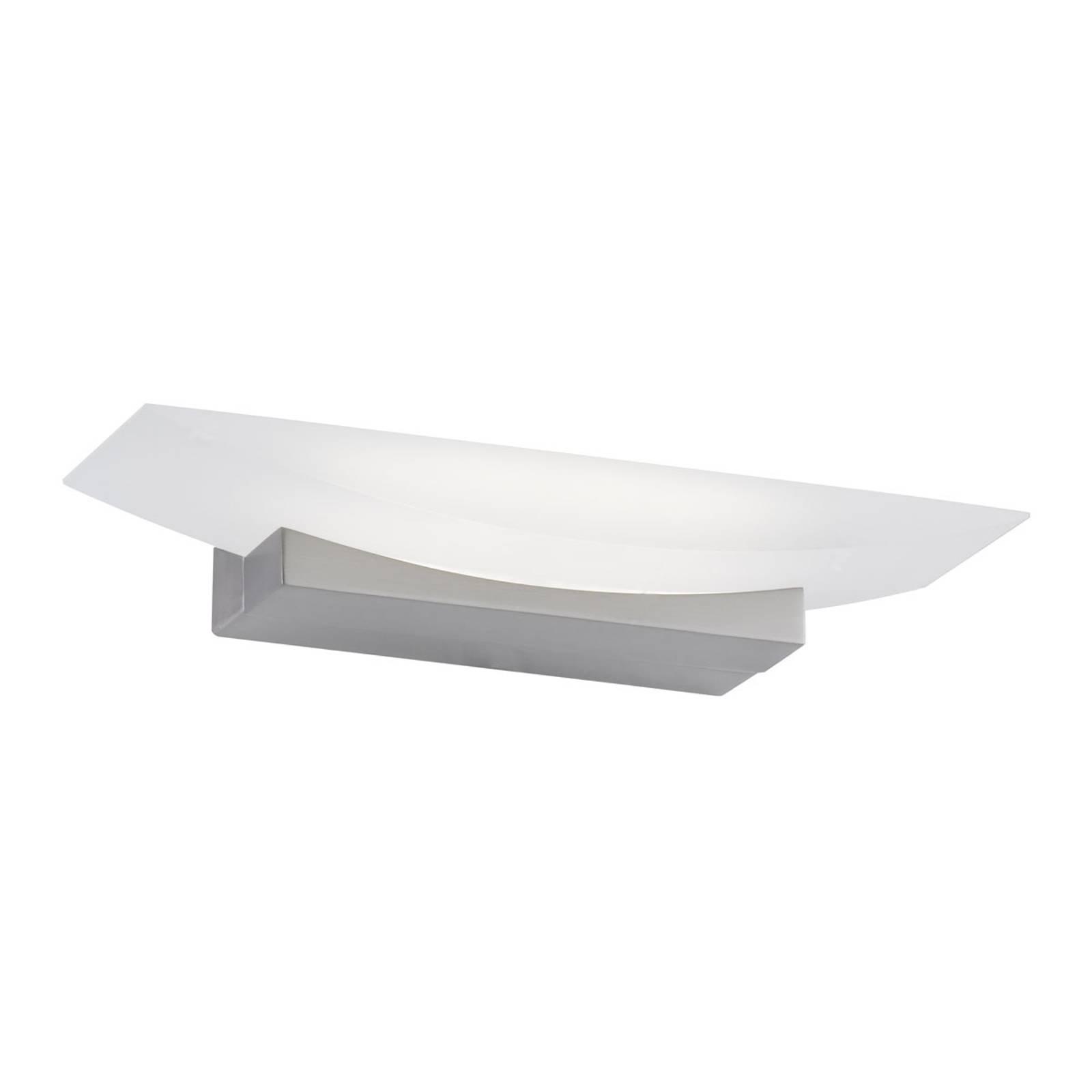 LED-uplight vegglampe Bowl med bryter - 30 cm