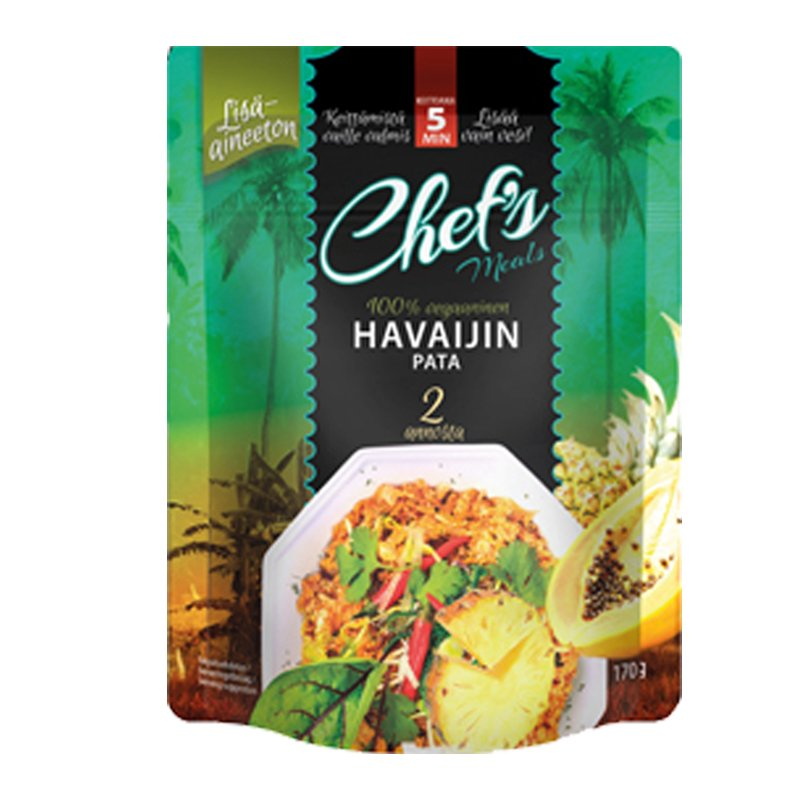 Havaijinpata - 25% alennus