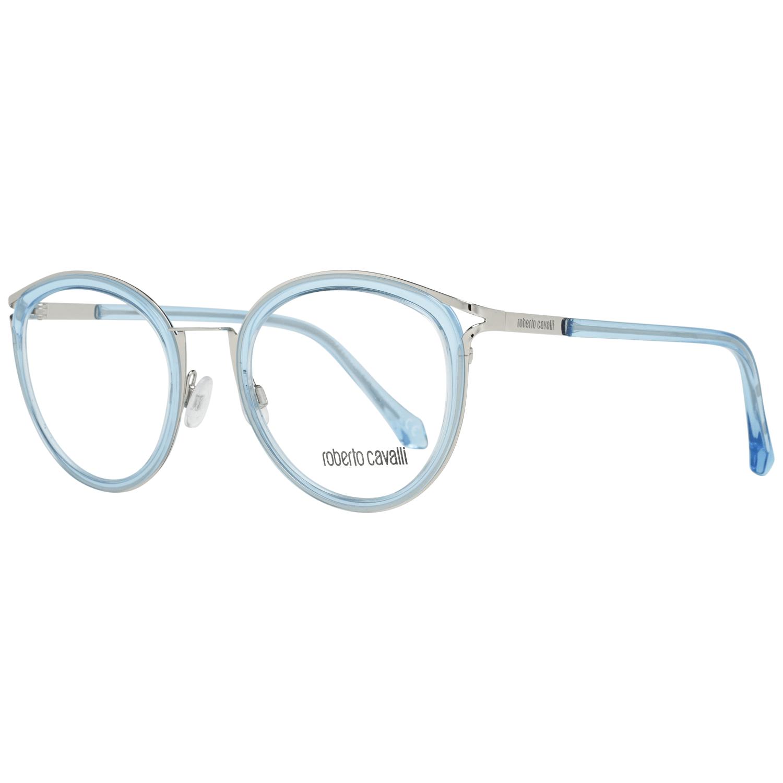 Roberto Cavalli Women's Optical Frames Eyewear Blue RC5070 49084