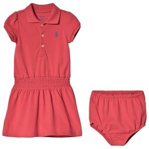 Ralph Lauren Polo Baby Klänning Röd 12 months