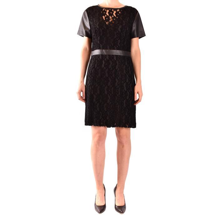 Armani Jeans Women's Dress Black 183286 - black 46