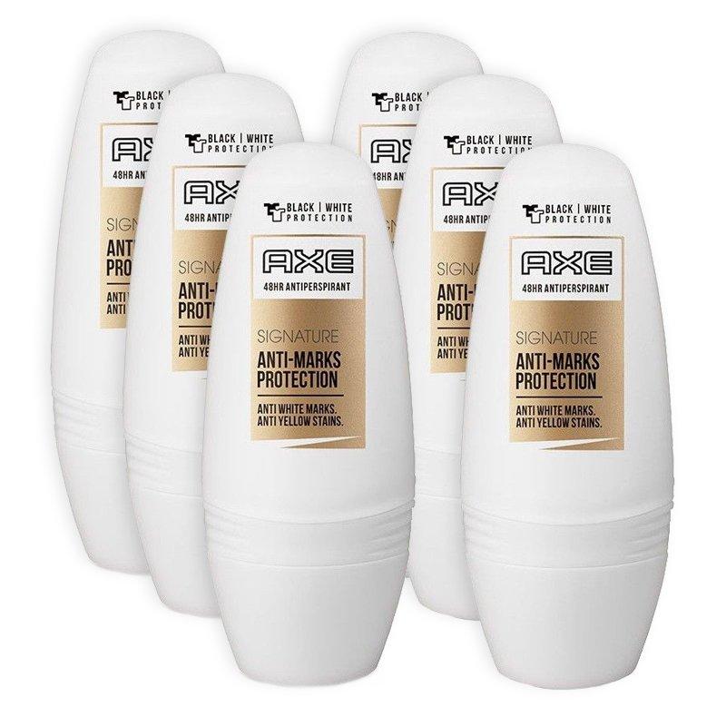 "Laatikollinen Deodorantteja ""Protection"" 6x50ml - 33% alennus"