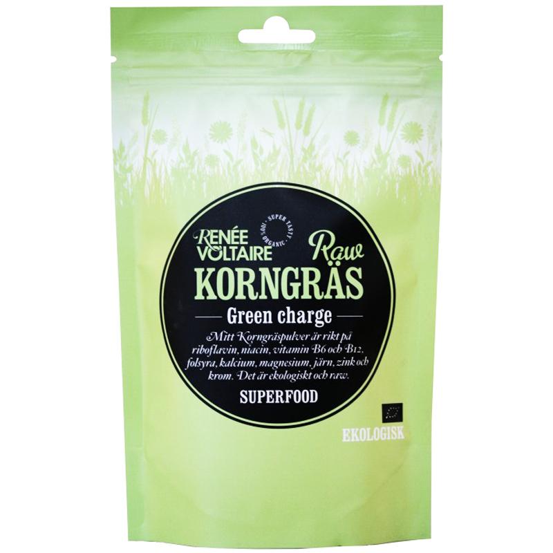 Korngräspulver 100g - 75% rabatt