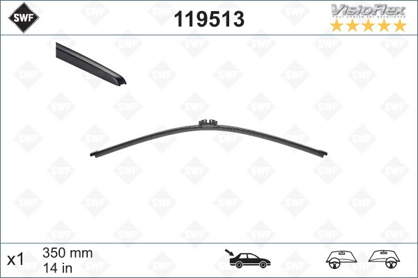 Flatblade 350