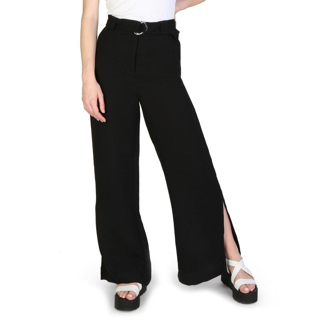 Armani Exchange Women's Trousers Black 3ZYP26YNBRZ - black 2 UK