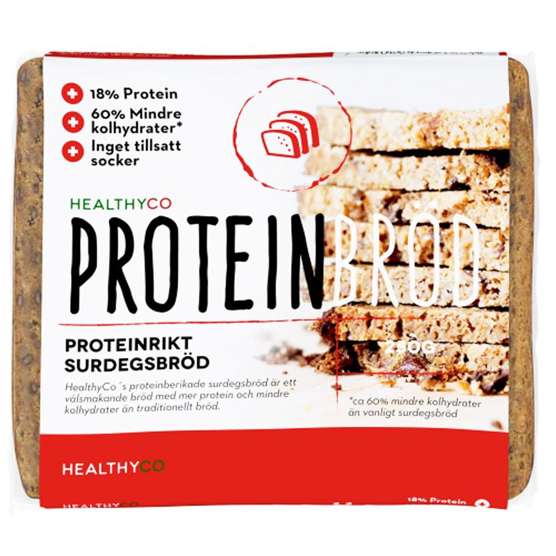 Proteinbröd Surdeg 250g - 40% rabatt