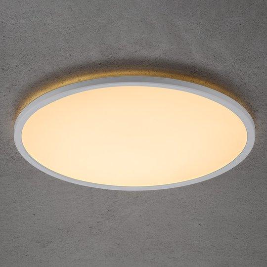LED-kattovalaisin Planura, himmennettävä, Ø 42 cm