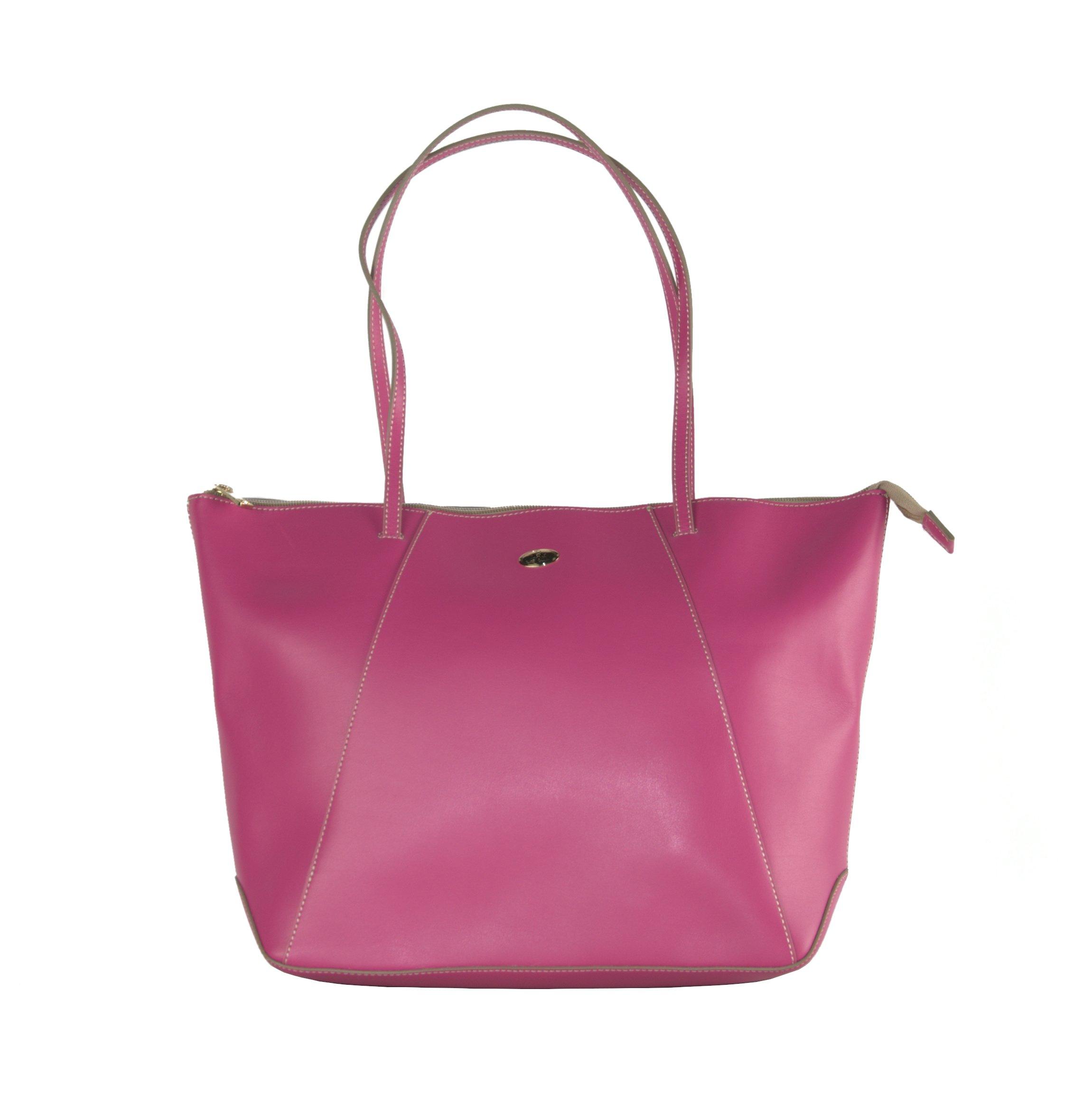 La Martina Women's Shoulder Bag Fuxia LA1421285