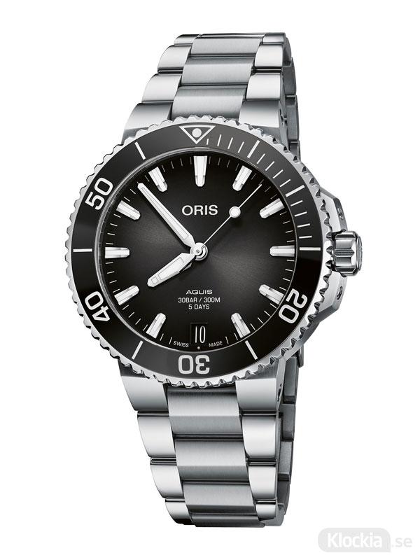 ORIS Aquis Date Caliber 400 41.5mm 400-7769-4154-07-8-22-09PEB