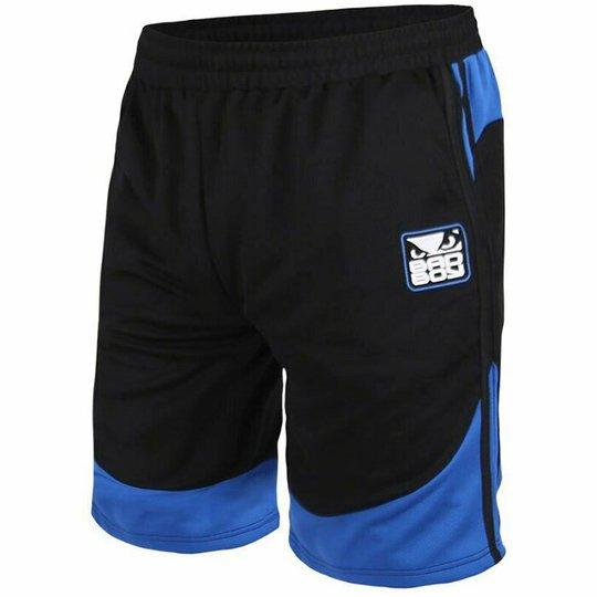 BAD BOY Force Shorts, Black/Blue