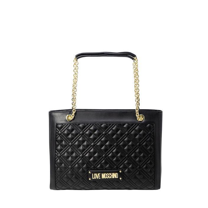 Love Moschino Women's Handbag Black 305820 - black UNICA