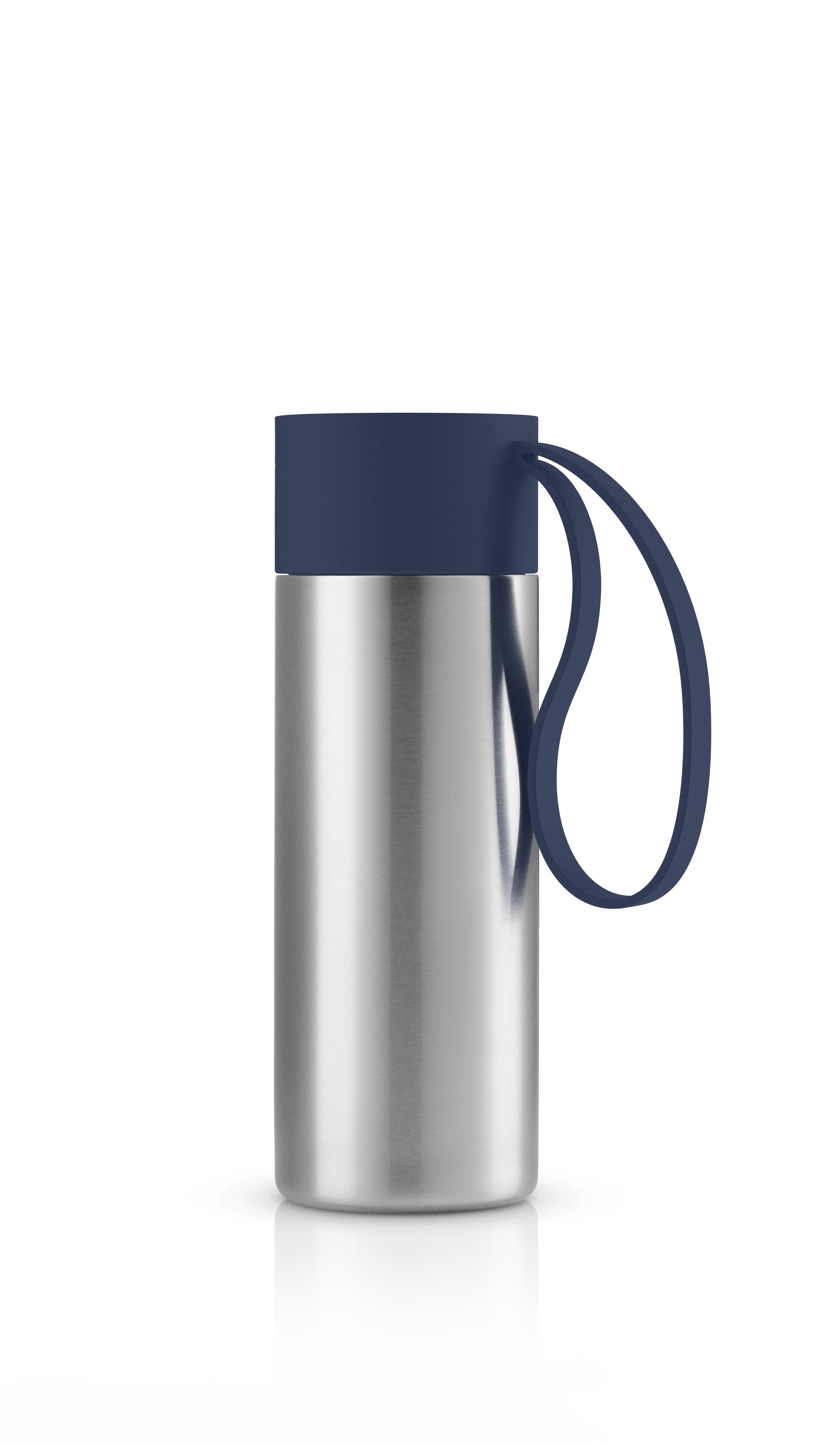 Eva Solo - To Go Cup - Navy Blue (567455)
