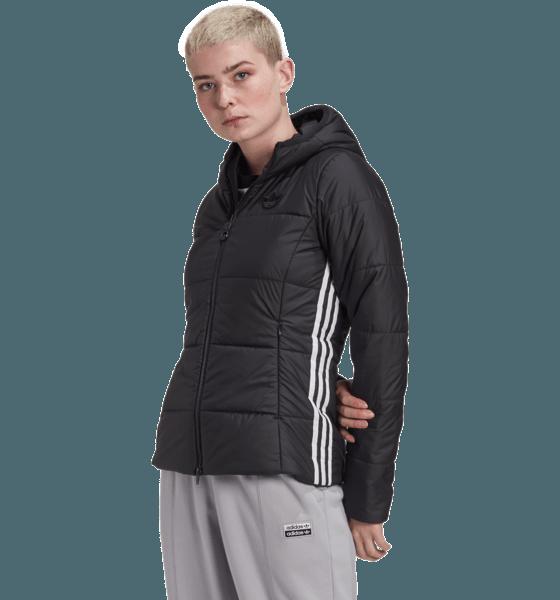 Adidas Originals W Slim Jacket Jackor BLACK