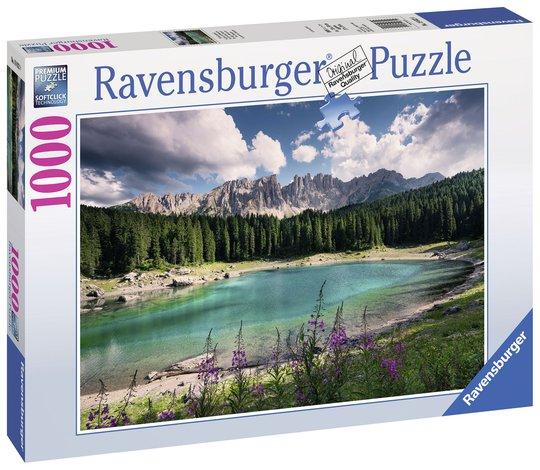 Ravensburger Puslespill Dolomittene Italia 1000 Biter