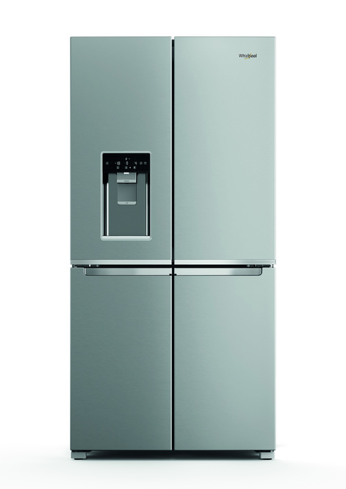 Whirlpool Wq9i Mo1l Side-by-side - Rostfritt Stål