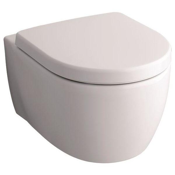 Ifö iCon 357500809 WC-skål med hardt sete soft-close