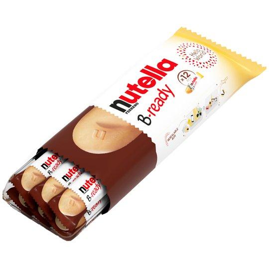Nutella B-Ready 12-pack - 51% rabatt