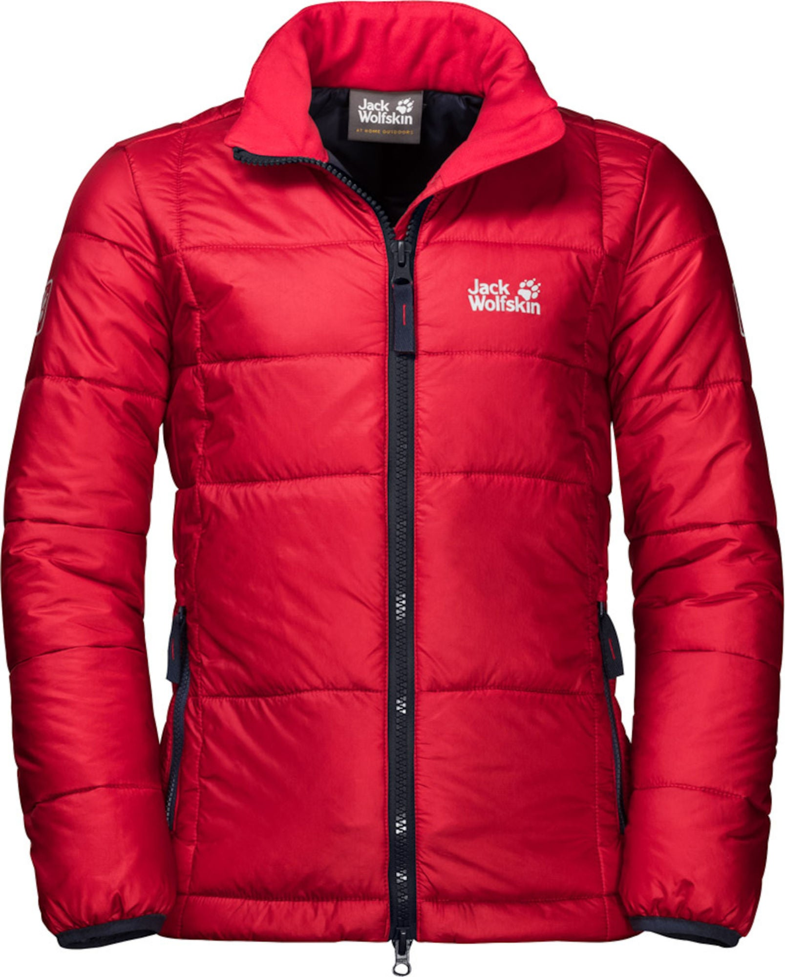 Jack Wolfskin Argon Jacka, Red Lacquer 92
