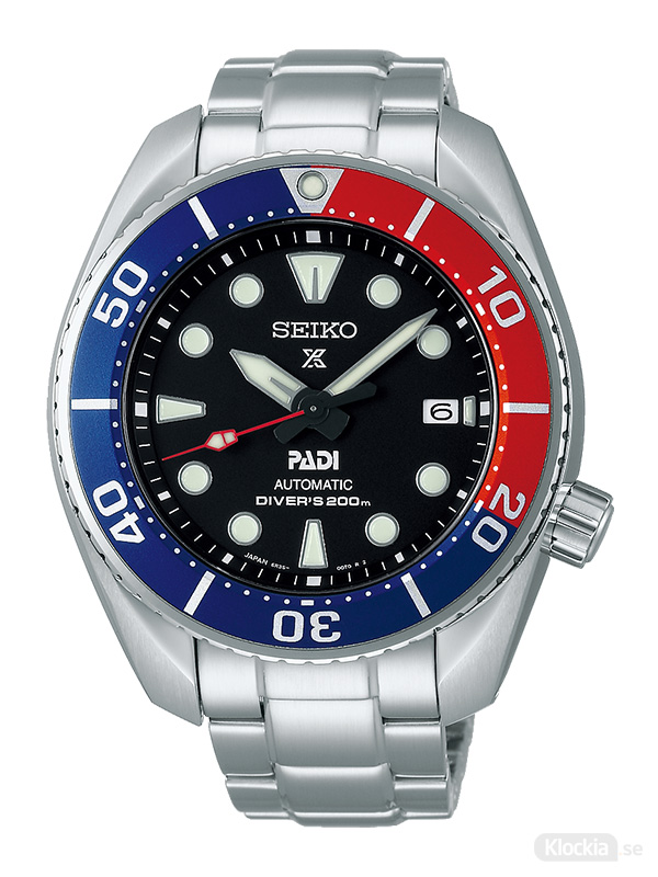 SEIKO Prospex Auto 45mm 200m Diver PADI Special SPB181J1