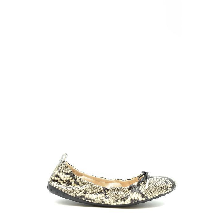 Tod`s Women's Pump Shoe Multicolor 181699 - multicolor 36.5