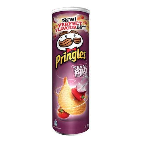 Pringles Texas BBQ Sauce - 190 gram