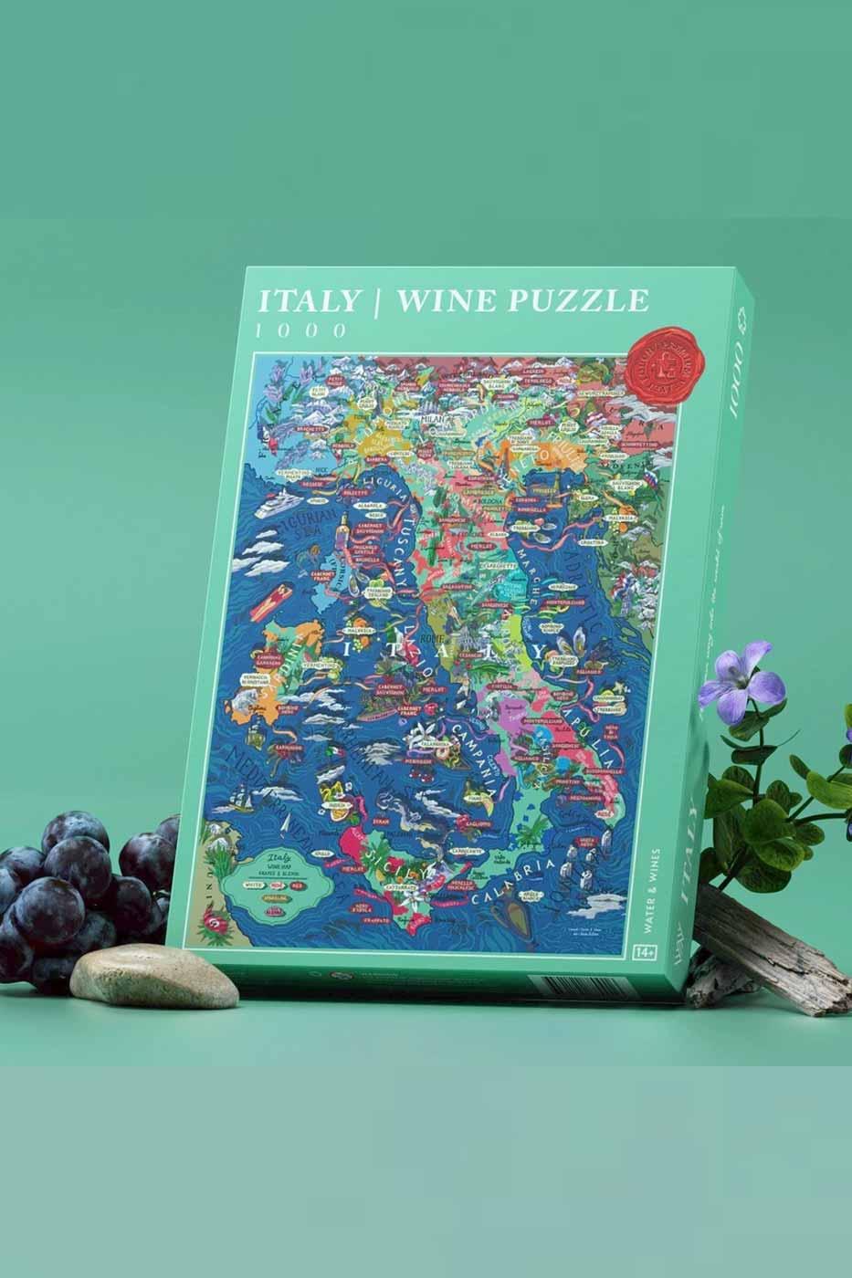Pussel Italy 1000 bitar
