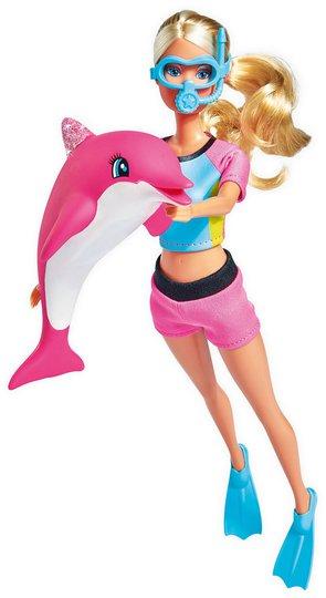 Steffi Love Dukke Med Delfin