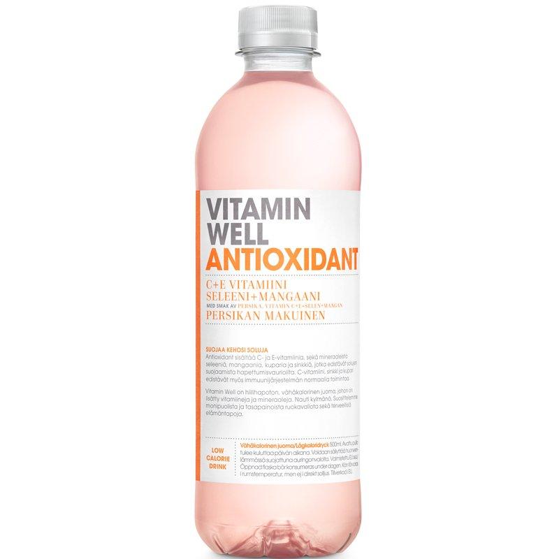 Vitamiinijuoma Persikka - 46% alennus