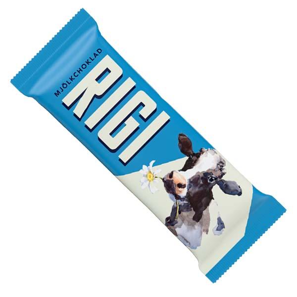 RIGI Mjölkchoklad 20g