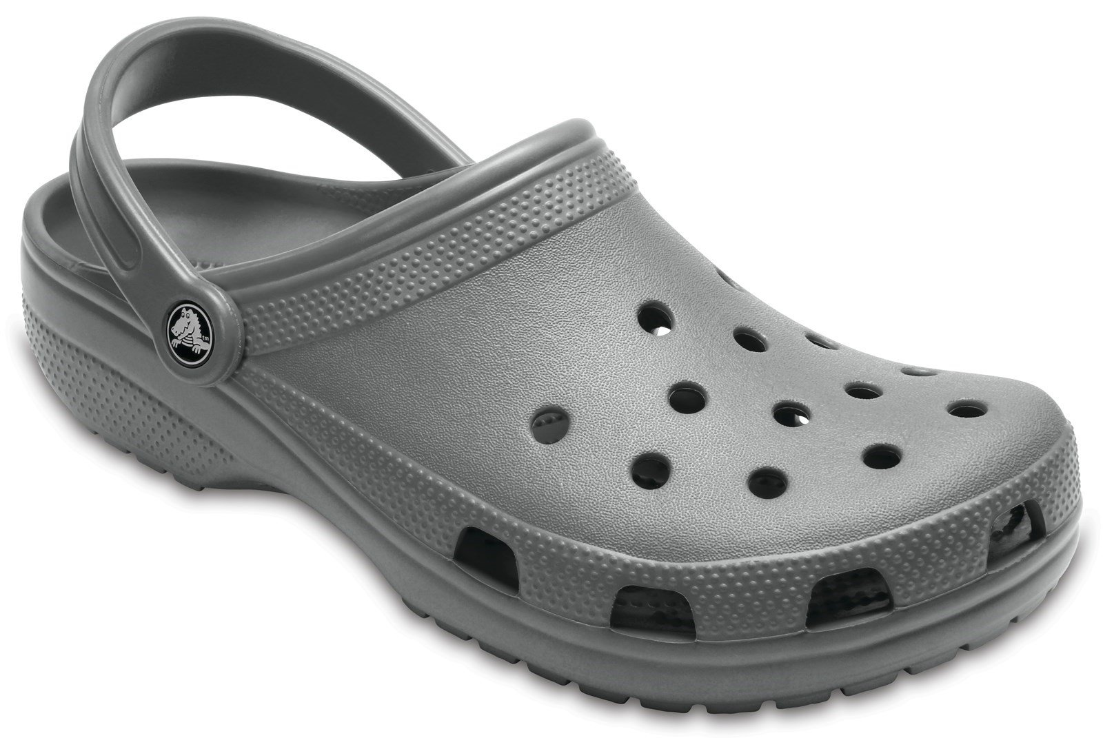 Crocs Unisex Classic Clog Sandal Various Colours 21060 - Slate Grey 8