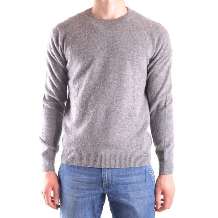 Altea Men's Sweater Grey 160757 - grey S