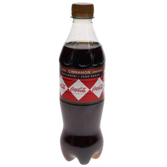 Coca-Cola Zero Cinnamon - 50% rabatt