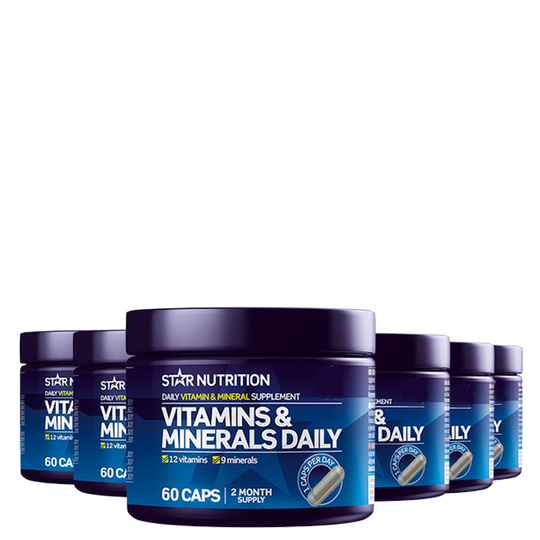 Vitamins & Minerals Daily BIG BUY, 360 caps
