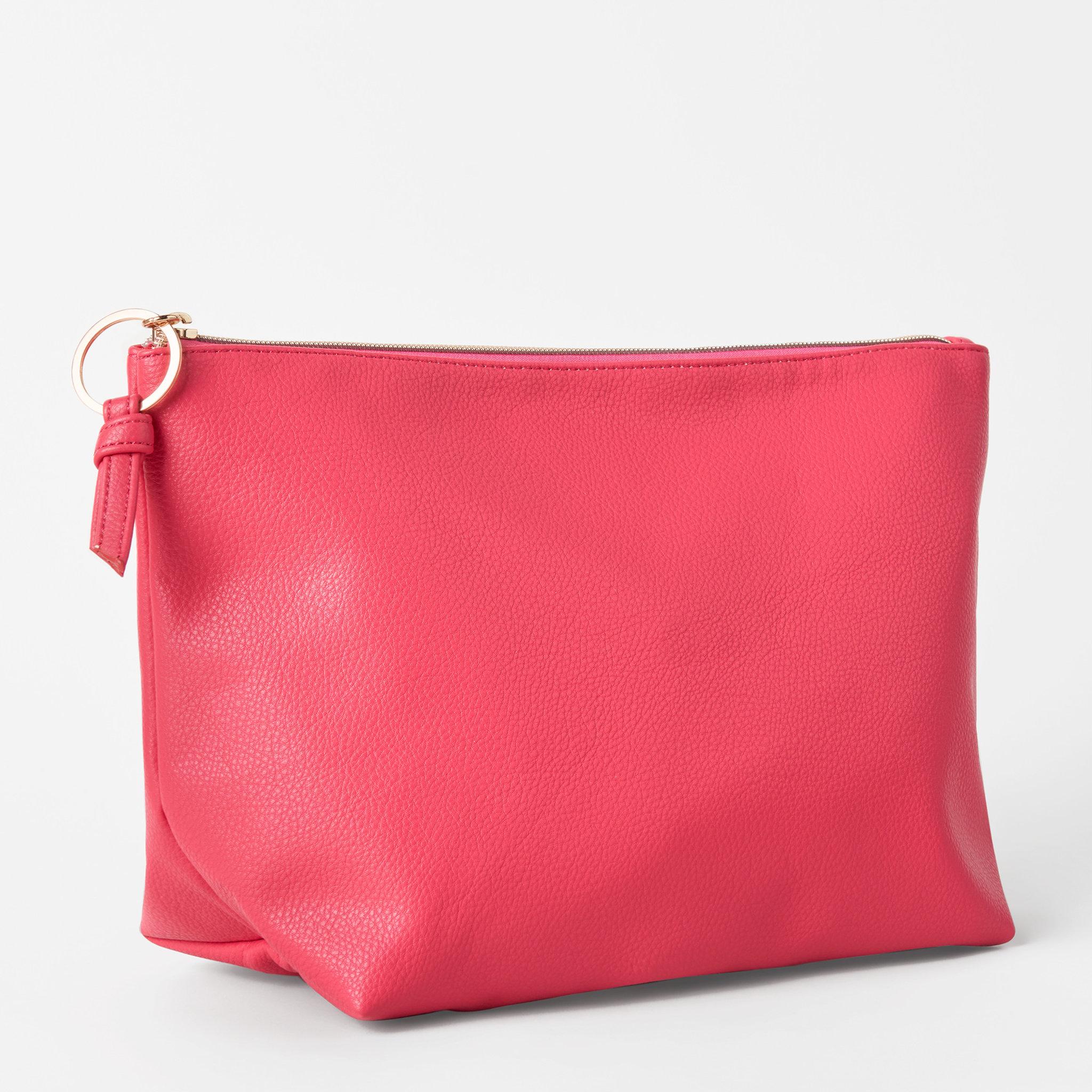 Classic Toilet Bag Vibrant Pink - Large