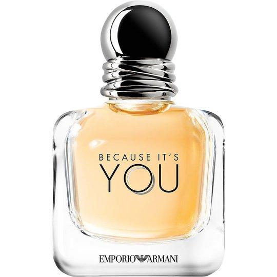 Emporio Armani Because It's You , 50 ml Giorgio Armani Hajuvedet