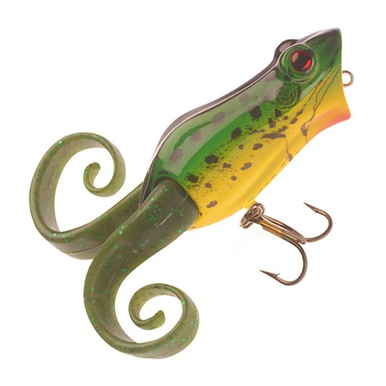 Berkley Frenzy Power Pop Frog 10 g popper