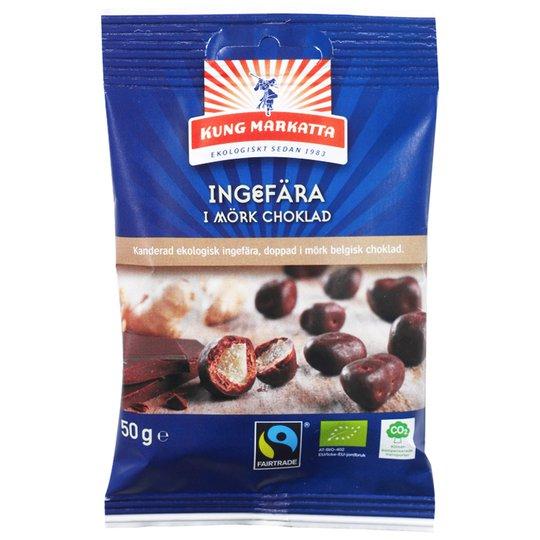 Ingefära Kanderad Choklad 50g - 50% rabatt