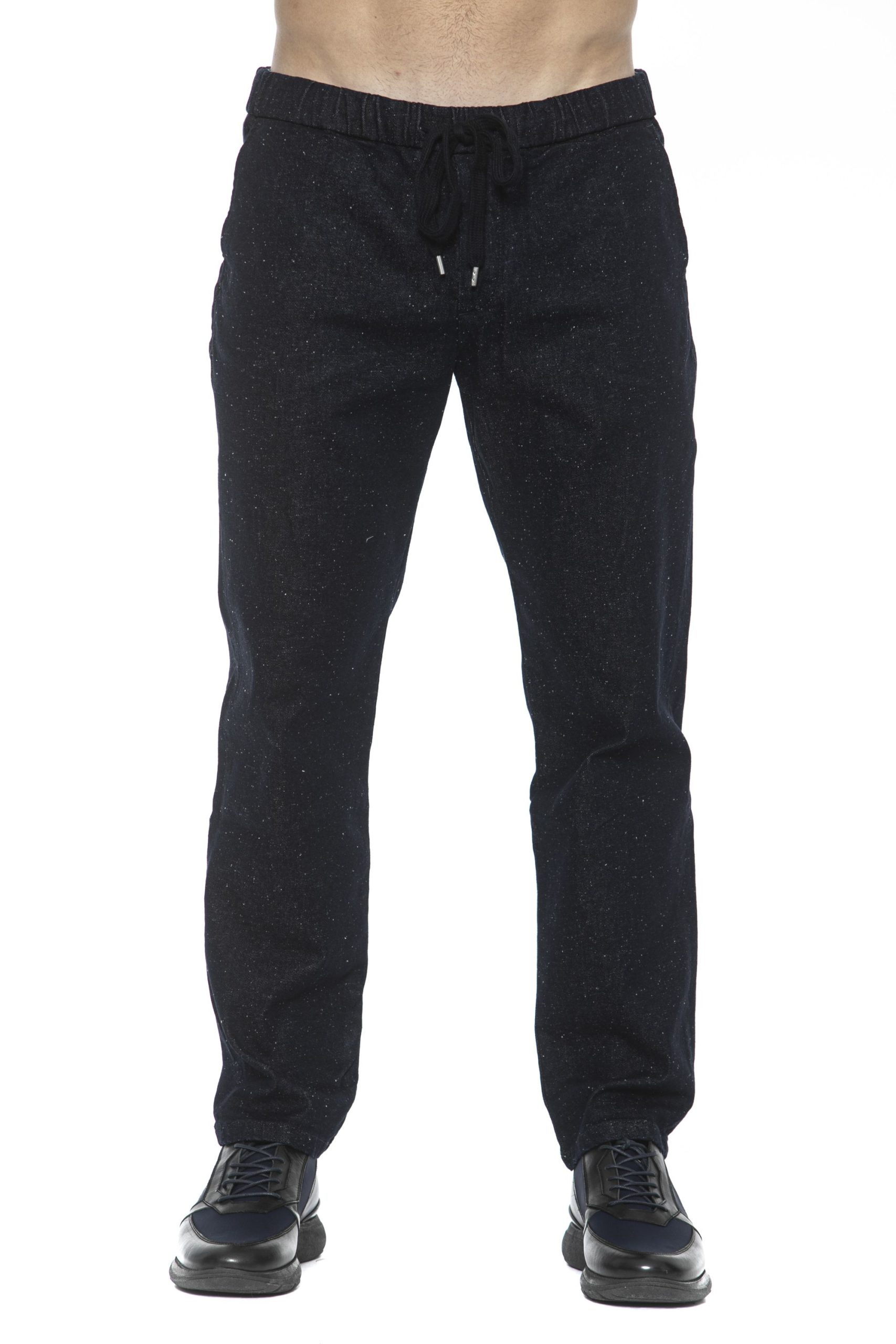 Care Label Men's Dark Trouser Blue CA1394899 - S