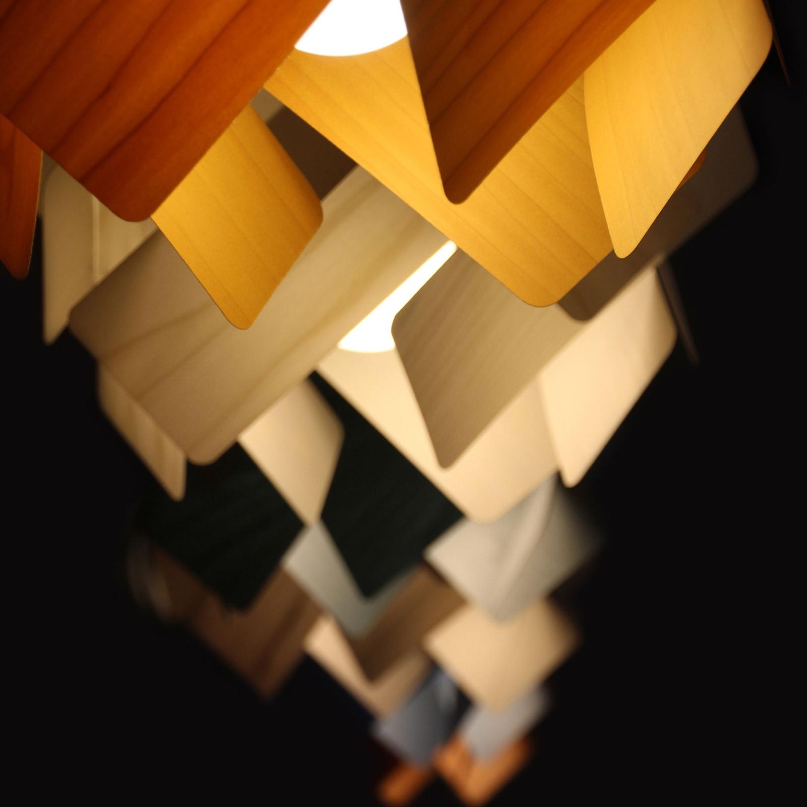 LZF Escape -riippuvalo, Ø 30 cm, oranssi