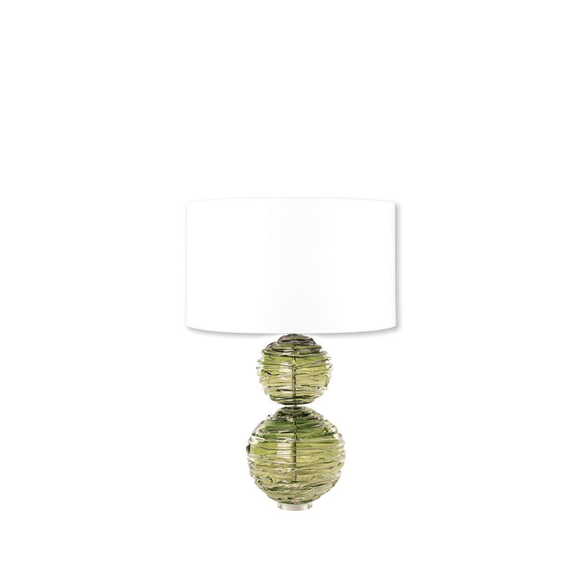 William Yeoward | Alfie Junior Table Lamp Moss