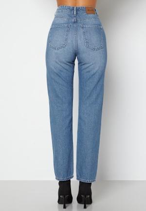 Happy Holly Natalie straight leg jeans Medium denim 46