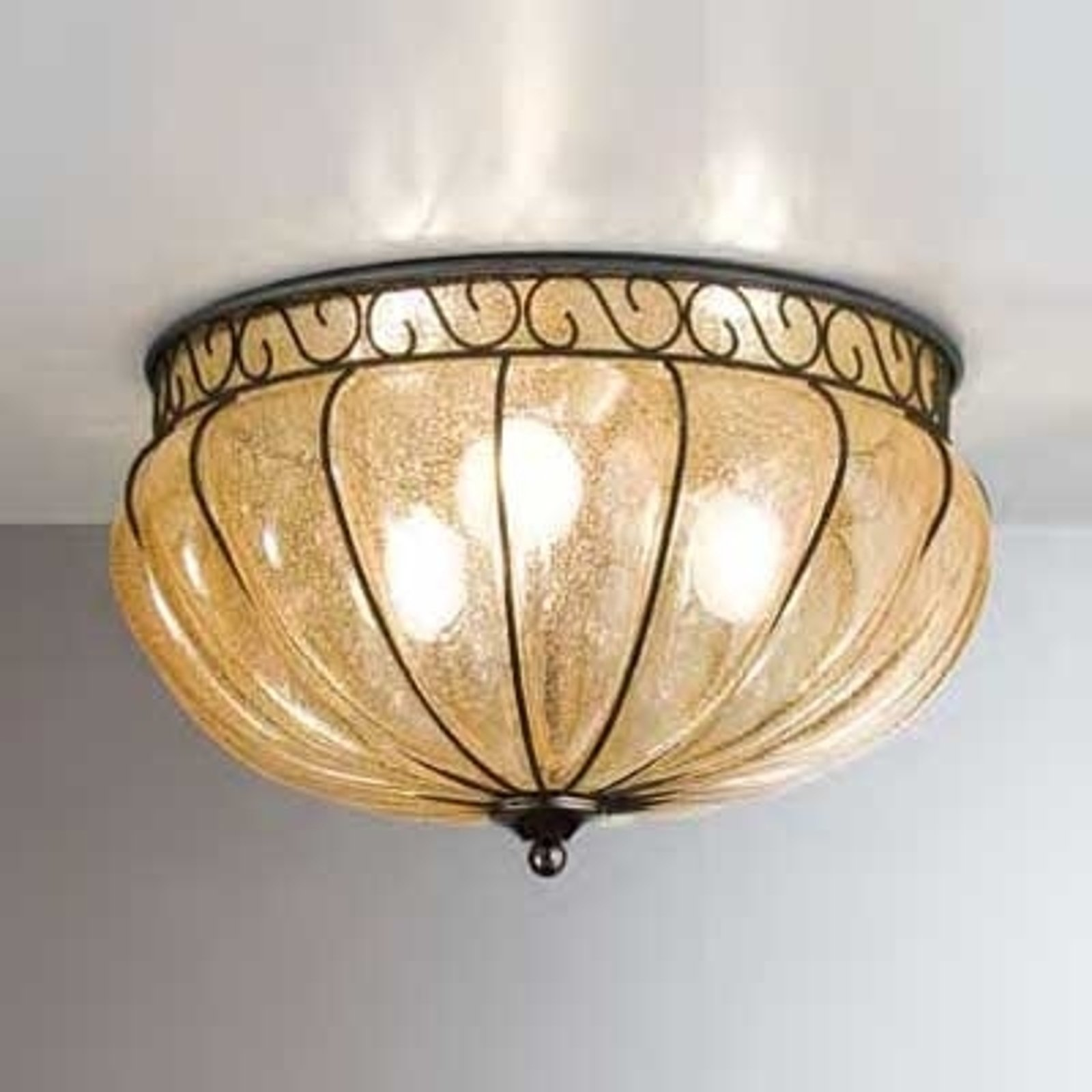 MARGHERITA klassisk taklampe, 48 cm